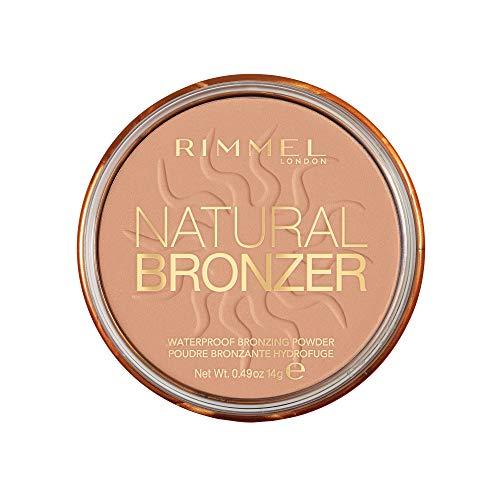 Rimmel Rimmel Natural Bronzer, Sunshine, 0.49 Fluid Ounce