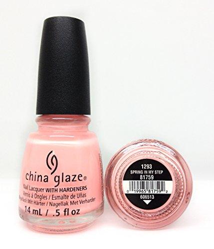 China Glaze - China Glaze Nail Polish, Thistle Do Nicely, 0.5 Ounce
