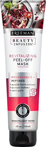 Freeman - Freeman Beauty Infusion Mask Revitalizing 4 Ounce (Peptides) (118ml)