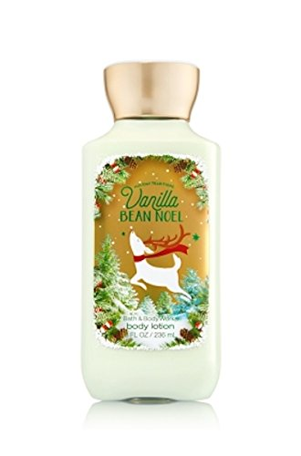 Bath & Body Works - Vanilla Bean Noel Shea & Vitamin E Lotion