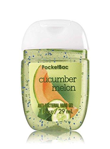 Bath & Body Works - Bath & Body Works PocketBac Hand Gel Sanitizer Cucumber Melon