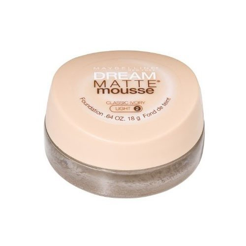 Maybelline New York - Maybelline Dream Matte Mousse Foundation - Classic Ivory - 2 Pack
