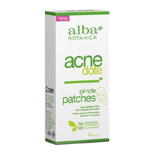 Alba Botanica - Alba Botanica (ajno9) Alba Botanica Acnedote Pimple Patches, 40 Count