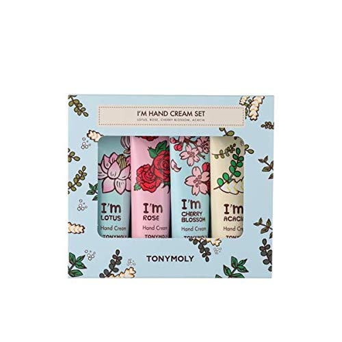 TonyMoly - Set Of 4 I'm Hand Cream