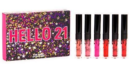 Kylie Cosmetics - Hello 21 Mini Lip Set