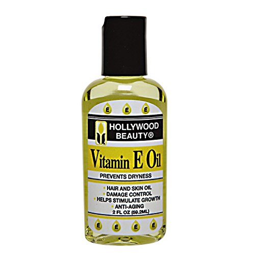 Hollywood - Hollywood Beauty Vitamin E Oil, 2 Ounce