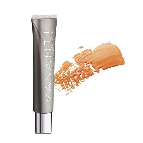 Vasanti Cosmetics - Vasanti Cosmetics Liquid Cover-Up - Foundation & Concealer in 1 - Oil-Free - V6