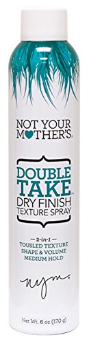 Not Your Mother's - Double Take Dry Finish Texture Spray