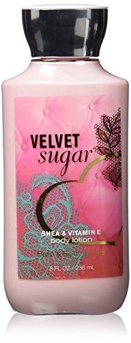 Bath & Body Works - Bath & Body Works Velvet Sugar 8.0 Oz Body Lotion, 8.0 Ounce