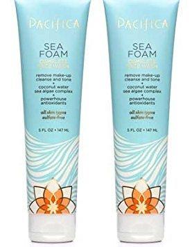 Pacifica - Sea Foam Complete Face Wash
