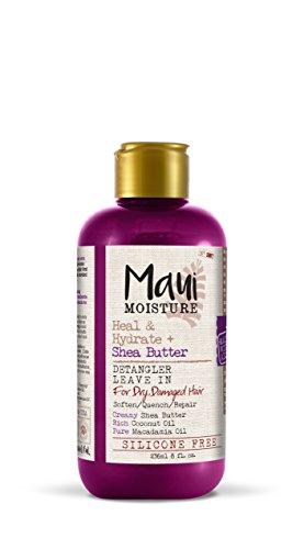 Maui Moisture Heal & Hydrate + Shea Butter Detangler Leave In