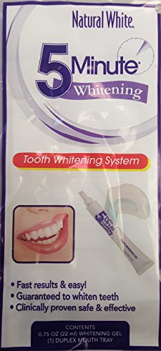 Natural White - Natural White Lornamead 5 Minute Tooth Whitening System