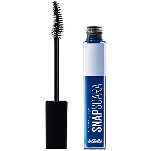 Maybelline New York - Snapscara Washable Mascara, Deja Blue