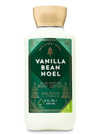 Bath & Body Works - Bath & Body Works, Signature Collection Body Lotion, Vanilla Bean Noel, 8 Ounce