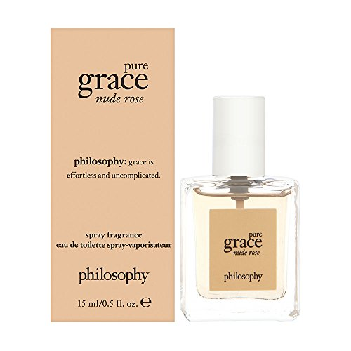 Philosophy - Pure Grace Nude Rose Eau de Toilette, 0.5-oz, Only at Macy's
