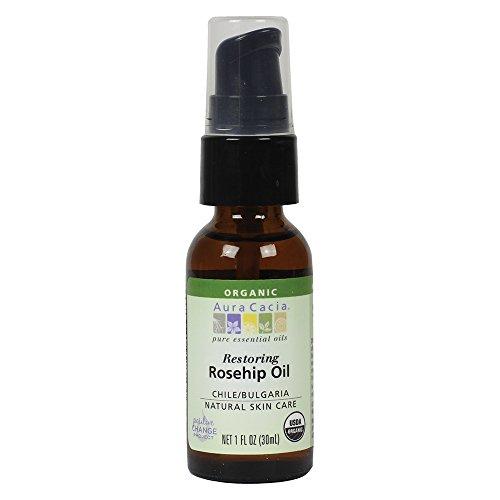 Aura Cacia - Aura Cacia Organic Skin Care Oil - Restoring Rosehip Oil , 1 Fl. Oz. Skin Care Products