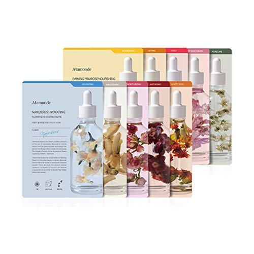 Mamonde - Flower Lab Essence Mask Set