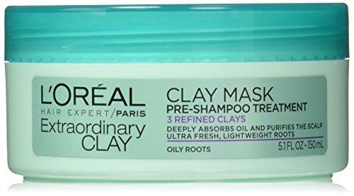 L'Oreal Paris Hair Expert Extraordinary Clay Pre-Shampoo Mask
