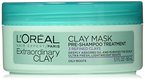 L'Oreal Paris - Hair Expert Extraordinary Clay Pre-Shampoo Mask