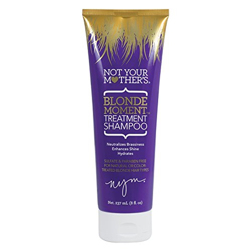 Not Your Mother's - Not Your Mother's Blonde Moment Treatment Shampoo, 8 Ounce