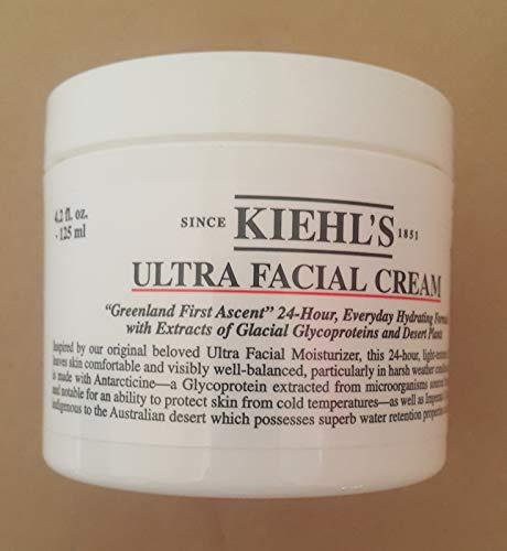 Kie - Ultra Facial Cream 4.2 Oz 125ml 24-H Everyday Hydrating Formula