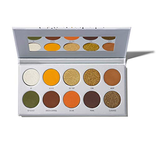 Morphe Morphe x Jaclyn Hill The Vault Armed & Gorgeous Eyeshadow Palette