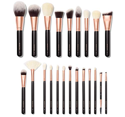 Morphe brush cosmetics - Authentic Morphe Stroke of Luxe 22 Pc Rose Gold Brush Collection