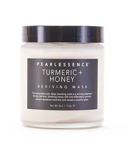 Pearlessence - Pearlessence Clay Face Mask (Turmeric and Honey)