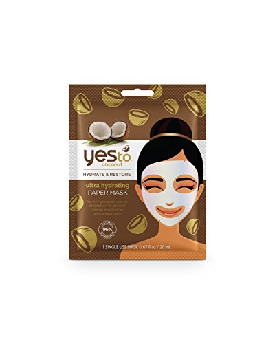 Yes To - Yes to Coconut Ultra Hydrating Paper Mask