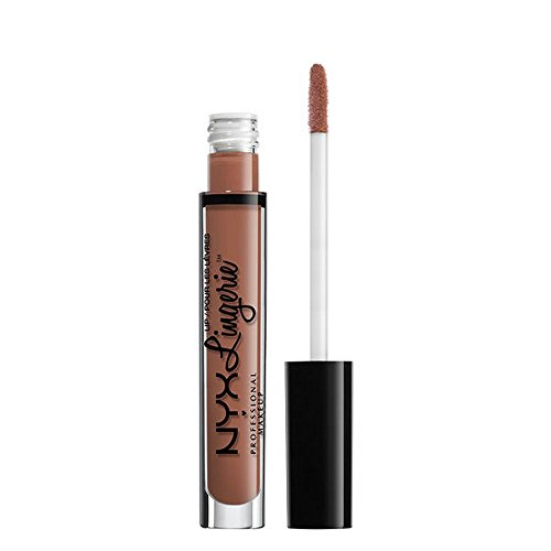 NYX - NYX PROFESSIONAL MAKEUP Lip Lingerie, Bedtime Flirt, 0.14 Ounce