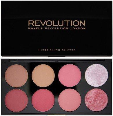 Makeup Revolution Makeup Revolution London Ultra Blush Palette 13 G(sugar and Spice)