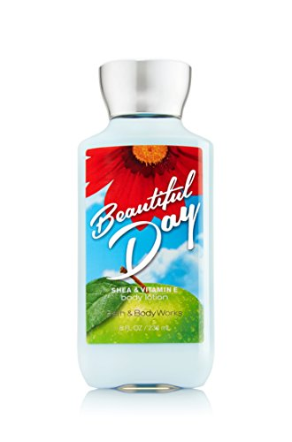 Bath & Body Works - Bath & Body Works, Signature Collection Body Lotion, Beautiful Day, 8 Ounce