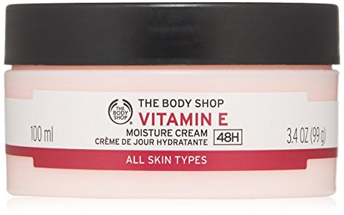 The Body Shop - The Body Shop Vitamin E Moisture Cream, 3.4 Fl Oz