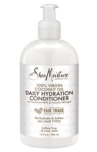 Shea Moisture - 100% Virgin Coconut Oil Daily Hydration Conditioner