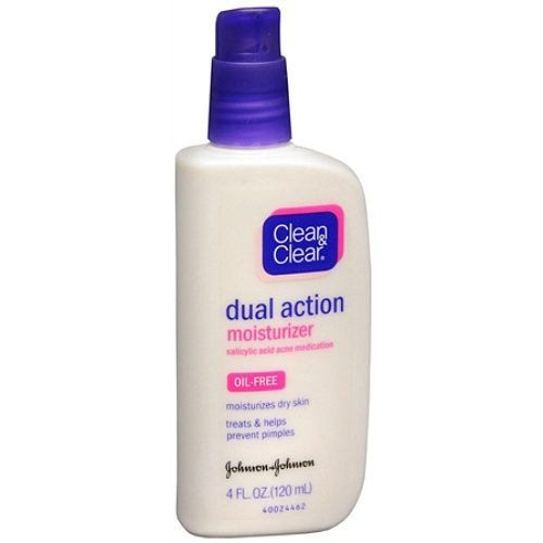 Clean & Clear - Oil-Free Dual Action Moisturizer