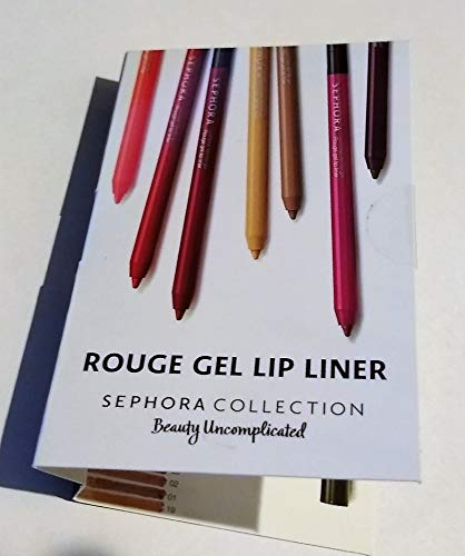 Sephora Rouge Gel Lip Liner, Nothin' But Nude