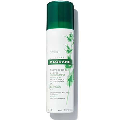 Klorane - Dry Shampoo with Nettle, Oily Hair