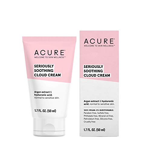 Acure ACURE Seriously Soothing Cloud Cream, 1.7 Fl. Oz. (Packaging May Vary)