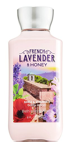 Bath & Body Works French Lavender Honey Lotion