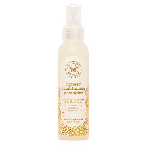 The Honest Company - Honest Conditioning Detangler, Sweet Orange Vanilla, 4 Ounce