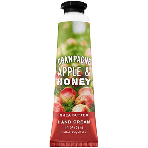 Bath & Body Works - Bath and Body Works CHAMPAGNE APPLE and HONEY Shea Butter Hand Cream 1.0 Fluid Ounce