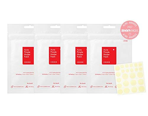 COSRX - Cosrx Acne Pimple Master Patch, (#), 24 Count (4 Pack)