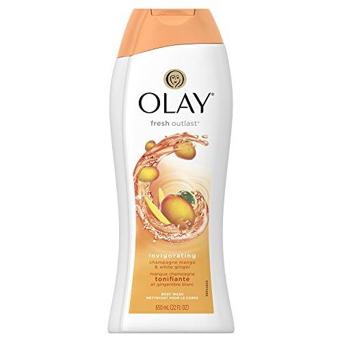 Olay - Champagne Mango and White Ginger Body Wash