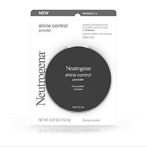 Neutrogena - Shine Control Powder, Invisible