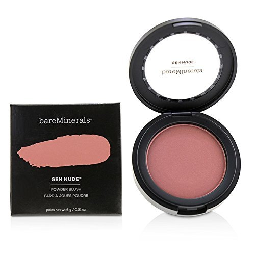 Bare Escentuals -  Gen Nude Powder Blush-On The Mauve
