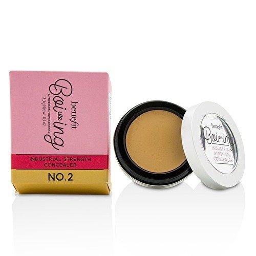Benefit Cosmetics - Benefit Boi ing Industrial Strength Concealer - # 02 (Light/Medium) 3g/0.1oz