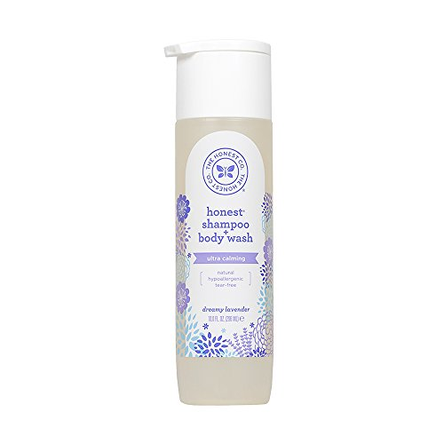 The Honest Company - Honest Shampoo & Body Wash, Ultra Calming Dreamy Lavender, 10 Ounce