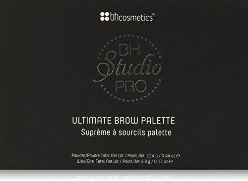 BHCosmetics - BH Cosmetics Studio Pro Ultimate Brow Palette