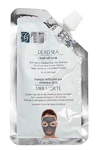 Global Beauty Care - Dead Sea Wash Off Mask