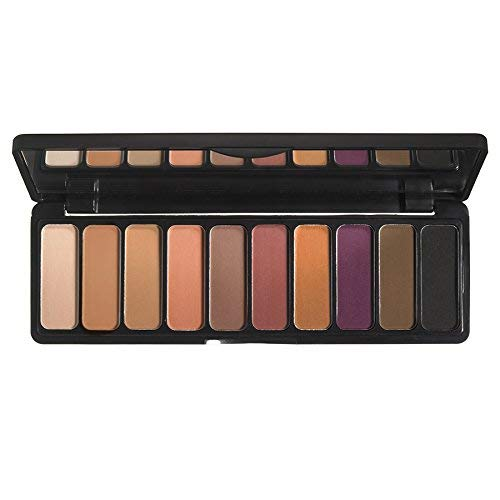 e.l.f. Cosmetics - e.l.f. Mad for Matte 2 Eyeshadow Palette Summer Breeze 83330